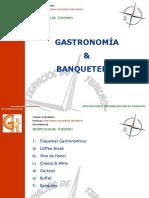 Gastronomia y Banqueteria