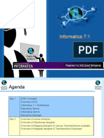 Informatica7.1 Training