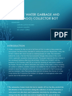 Surface Water Garbage and Oil (Swago)