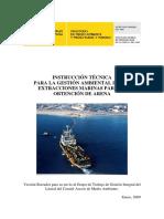 30 Instruccion extracciones arena CAMA.pdf