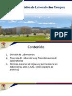 Laboratorios presentacion