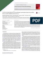 2,4-Di-tert-Butyl Phenol as the Antifungal