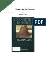 Amis, Martin - Los monstruos de Einstein.doc