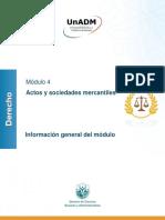 M4. Actos y sociedades mercantiles.pdf