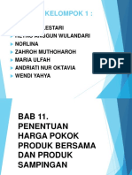 BAB 11 harga pokok produk bersama  dan sampingan (ppt).pptx