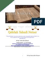 Parashat Jayei Saráh # 5 Adul 6019