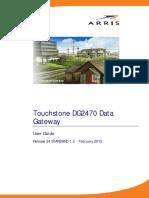 Arris DG2470 Data Gateway