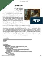 Antony and Cleopatra - Wiki