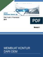 Modul Civil 3d-1