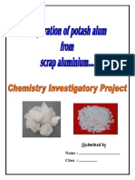 PREPARATION OF AN ALUM FROM SCRAP ALUMINIUM.pdf