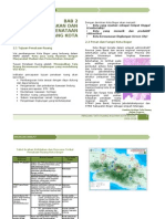 RTRW Kota Bogor (executive summary)