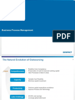 Business Process Management - Genpact