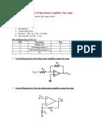 8 Basic Op-Amp Circuits