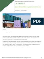 Arquiteta paulista reaproveita contêineres para construir casa e escritório _ CicloVivo.pdf