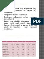 Logam Alkali Tanah (Persentasi) (2)