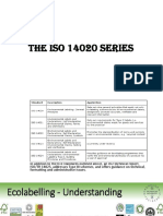 ISO 14020 SERIES