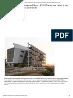 Primeiro edifício LEED Platina em Israel é um dos mais sustentáveis do mundo _ EngenhariaCivil.pdf