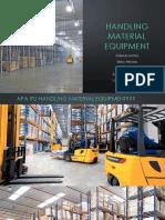 Handling Material Equipment