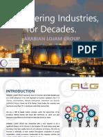 Arabian Lojam Group( Survey Division)