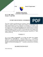 Samardzic Trial Verdict 070406