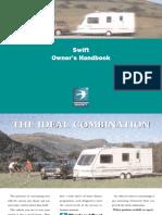 9830006 Caravan Owners Hbook 2000