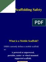 Scaffold Mobile