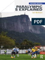 Ian Brittain - The Paralympic Games Explained-Routledge (2016)
