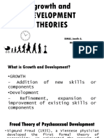 Growth and Development Theories