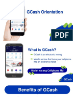 GCash Orientation