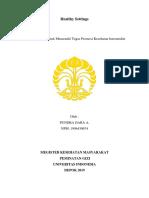 Jurnal Pundra Dara_1906430674_Kelompok 4_Promosi Kesehatan (Analisis Jurnal 5 - Empowerment- Inter)