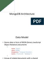Gosh MongoDB Architecture