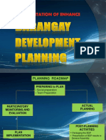 243792112 Barangay Development Plan Presentation