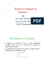 signal and system lectures pdf
