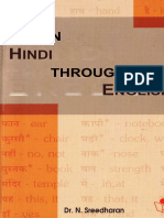 N Sreedharan Learn Hindi Through English_Optimizer