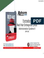 Alphorm-Redhat Admin II - RH134