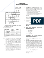 Ulangan Harian Fisika 1