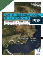 Plan sísmico Málaga