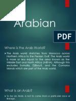 Arabian Purcom