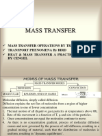 Mass Transfer 2019