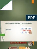 COMPTENCIA Y SU ENFOQUE
