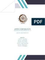 Appex Corporation - Group 4