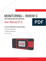 Monitoring User Manual Inview S en v1.0