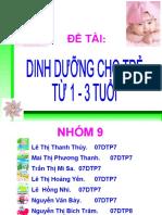 Bao Cao Dinh Duong Tp Nhom 9