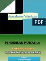 Ppt Pendidikan Pancasila