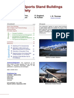 Stadium Buildings Fire Safety Guide