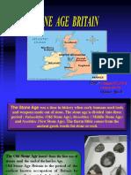 Stone Age Britain- Stancu & Rusu