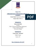 Group Innerstar OB Report