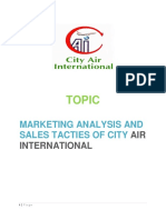 intern report  on travel agency