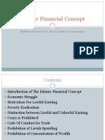 Islamic Financial Concept