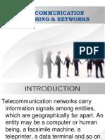Telecommunication Report